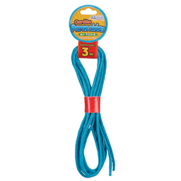Cordón Paracaídas 4 mm 3m Azul