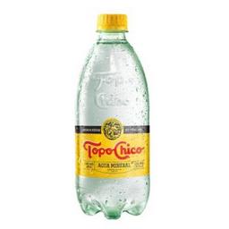 Agua Mineral Topo Chico 600 ml