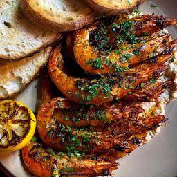 Camarones Mediterraneos