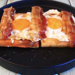Waffle Apapacho