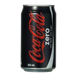 Coca-Cola Zero 355 ml