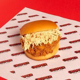Crispier Sandwich de Pollo Frito