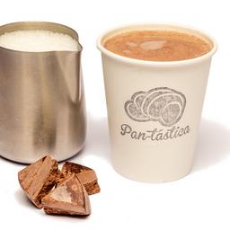 Chocolate Caliente en Leche