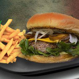 Miserable Burger