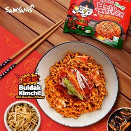 Ramen Coreano Kimchi