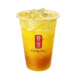 Sparkling Mango Green Tea