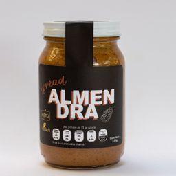 Crema Almendra