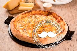 Pizza 5 Quesos Mediana