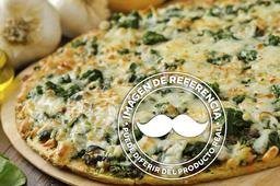 Pizza Mediterránea Mediana