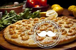 Pizza Mar y Tierra Mediana
