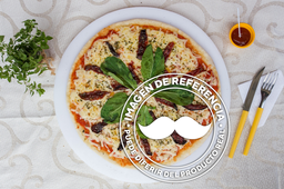 Pizza Higo e Prosciutto