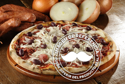 Pizza Cuarentena