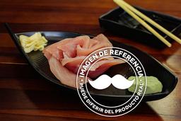 Sashimi de atún (Corte grueso)