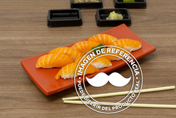 Nigiri de salmón premium