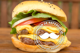 Hamburguesa West Doble Carne