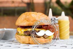 Hamburguesa Super Carne de Res