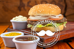 Hamburguesa Angus Doble