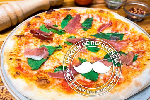 Pizza Arúgula e Prosciutto