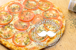 Pizza Montevidiana