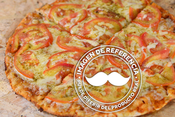 Pizza Básica Familiar