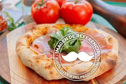 Pizza de Arugula y Jamón Serrano