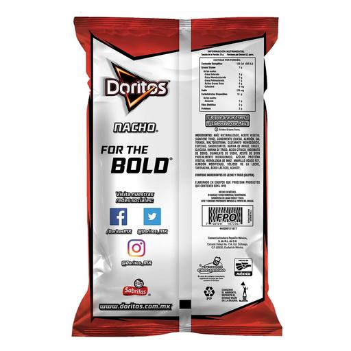 Botana Doritos Nacho 245 g