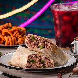Combo Burrito Costilla
