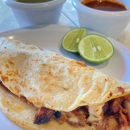 Taco Lobo Vegetariano