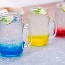 Sodas Italianas (mora Azul,manzana Verde,fresa y Mango)