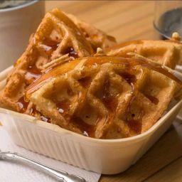 Waffle de Miel Maple