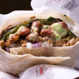 Burrito de Chile Relleno
