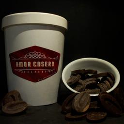 Helado  de Chocolate Litro