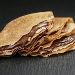 2 Crepas de Nutella