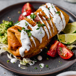 Chimichanga Hawaiana