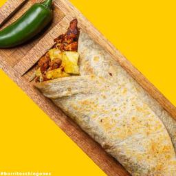 Burrito Pastor Selecto