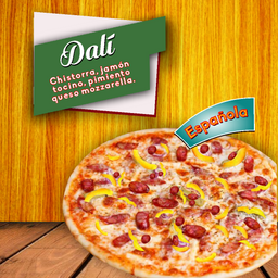 Pizza Dalí
