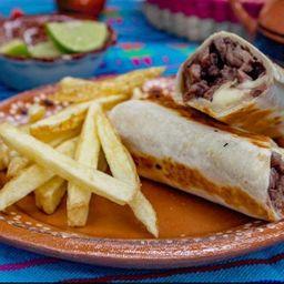 Burrito al gusto