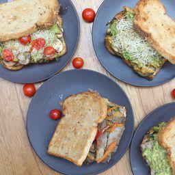 Sándwiches Gluten Free