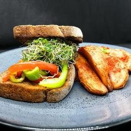 Sandwich Pimientos