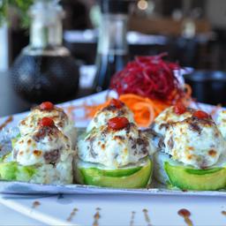 Sushi Saladino especial