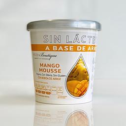 Frozen Helado Mango Mousse