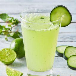 Agua de Pepino con Limón Chica