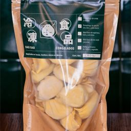 Dumplings de Kimchi Oro