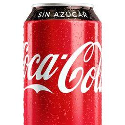 Coca Cola sin Azucar 355 ml