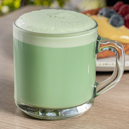 Green Mint Latte