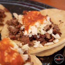 Tacos Al Carbón