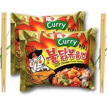Ramen Coreano Curry