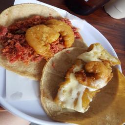 Taco de Chile Güero