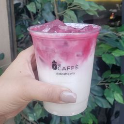 Pink Latte 16 Oz.