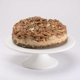Baked Cheesecake de Manzana